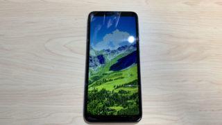 ZenFone Max (M2)の外観